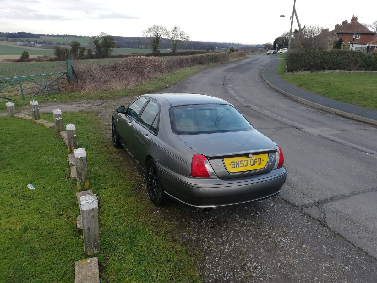 2003 Low Mileage MG ZT-T 1.8 For Sale (picture 6 of 6)