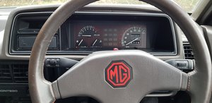 1987 mg montego turbo For Sale