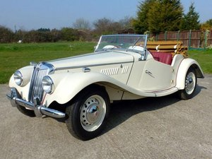 1954 MG TF 1250 For Sale by Auction