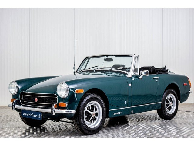 1971 MG Midget MK3 1275 For Sale (picture 1 of 6)