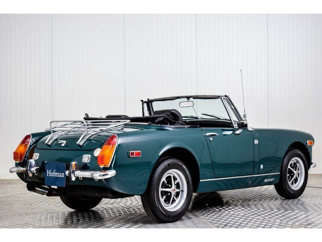 1971 MG Midget MK3 1275 For Sale (picture 2 of 6)