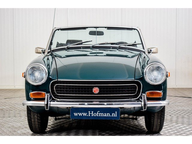 1971 MG Midget MK3 1275 For Sale (picture 3 of 6)
