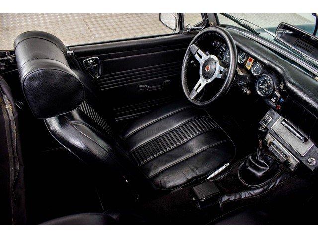1971 MG Midget MK3 1275 For Sale (picture 5 of 6)
