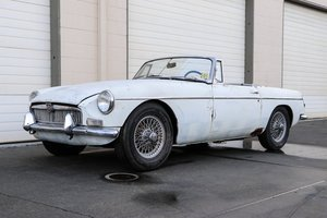 1964 MG MGB Roadster = Project Solid Dry + O/D  2k spent $3.9k For Sale