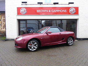 MG TF 135, SEPT 2010, LOW MILEAGE For Sale