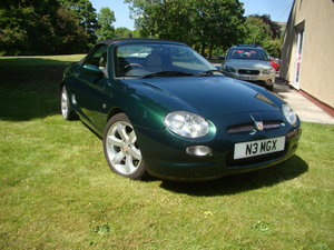MGF 2001 very Low Mileage! For Sale