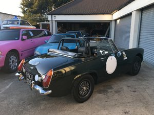 1971 MG MIDGET 1275cc bare metal repaint on the road now! For Sale