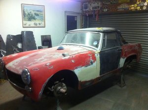 0000 WANTED Most makes of MG Midget's, MGA's and MGBGT wanted