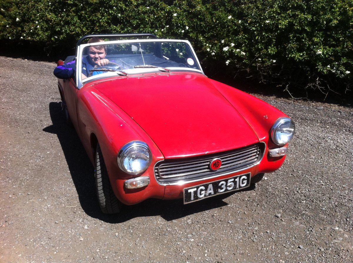 0000 WANTED Most makes of MG Midget's, MGA's and MGBGT wanted Wanted (picture 2 of 5)