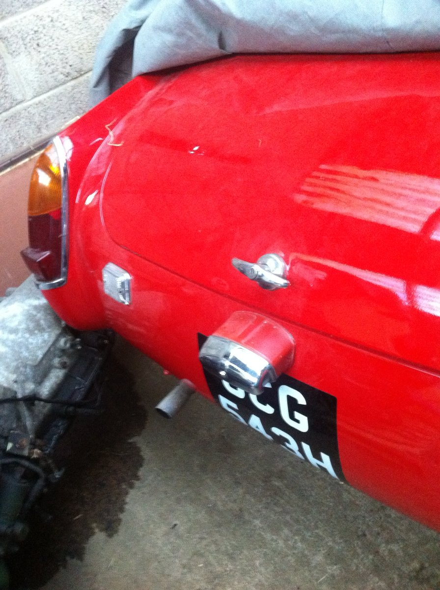 0000 WANTED Most makes of MG Midget's, MGA's and MGBGT wanted Wanted (picture 4 of 5)