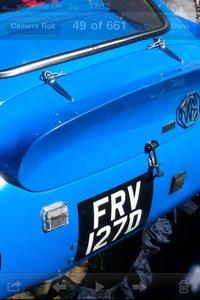 1967 MG Midget full race car ££££ spent For Sale