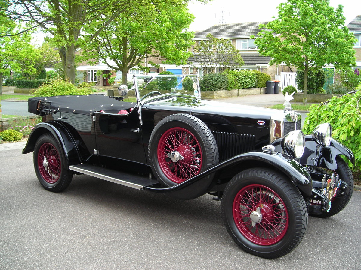1929 MG MK1 18/80  For Sale (picture 1 of 6)