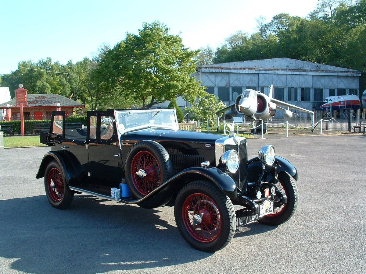 1929 MG MK1 18/80  For Sale (picture 5 of 6)