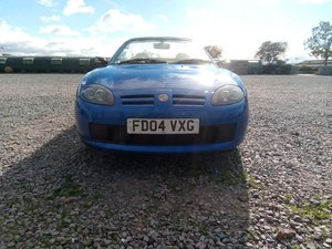 2004 MG TF 115 BHP 1.6 For Sale