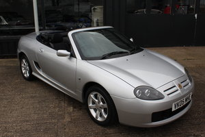 2005 MG TF 115, ONLY 24000 MILES, NEW HEADGASKET