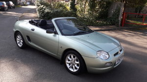 2001 MGF 1.6 For Sale