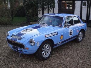 1975 Great Fun MGB GT  SOLD