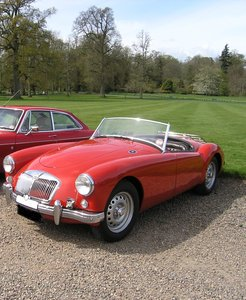 1959 MGA TWIN CAM ROADSTER 1958   For Sale