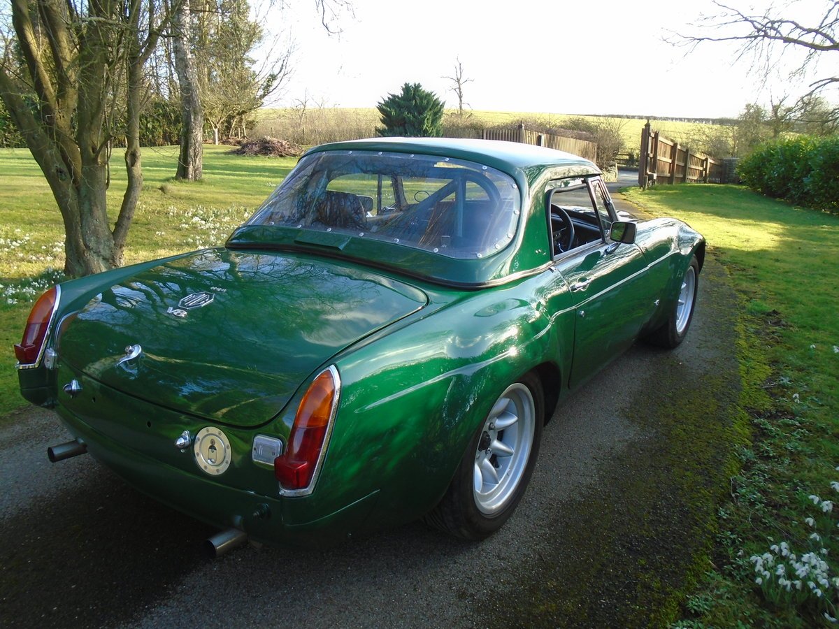 1968 MGB V8 Sebring Style Race Car SOLD (picture 3 of 10)