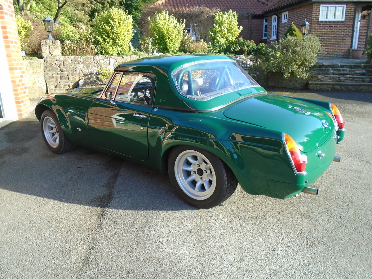 1968 MGB V8 Sebring Style Race Car SOLD | Car And Classic