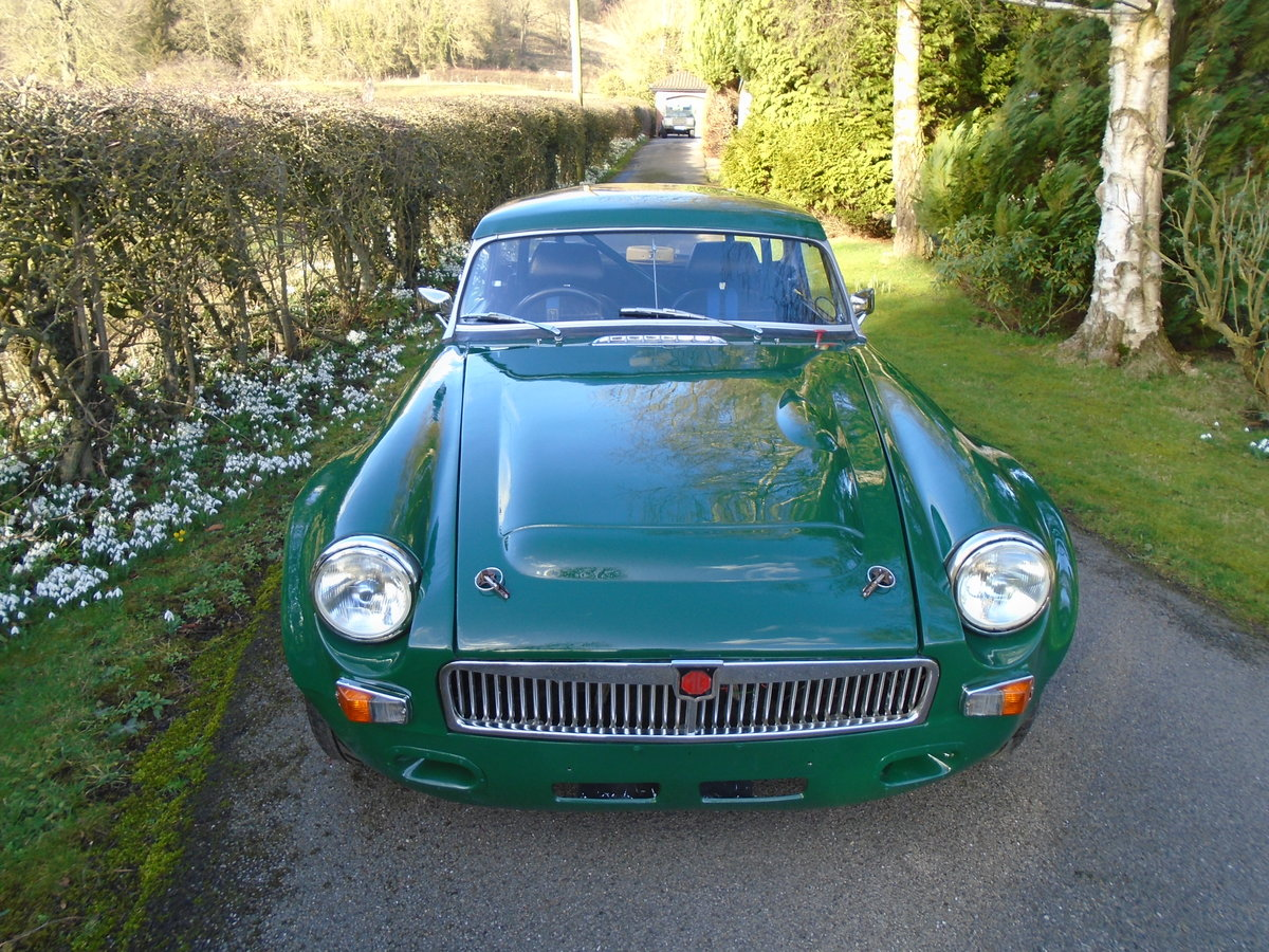 1968 MGB V8 Sebring Style Race Car SOLD (picture 5 of 10)