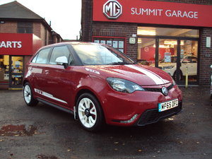 2015(65)  MG3 STYLE 5dr