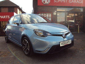 2016(65) MG3 STYLE LUX 5dr