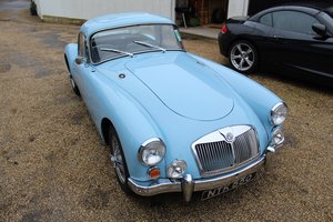 MG A Coupe 1959 - To be auctioned 26-04-19 For Sale by Auction