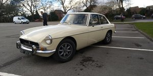 Mg b GT 1972 For Sale