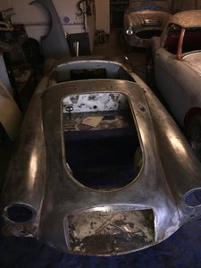 MGA 1500 one owner originally RHD now LHD 1958