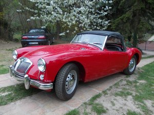 1957 MGA fully rebuilt For Sale