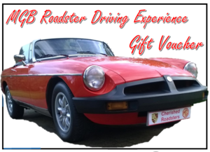 Classic Car Gift Vouchers For Sale