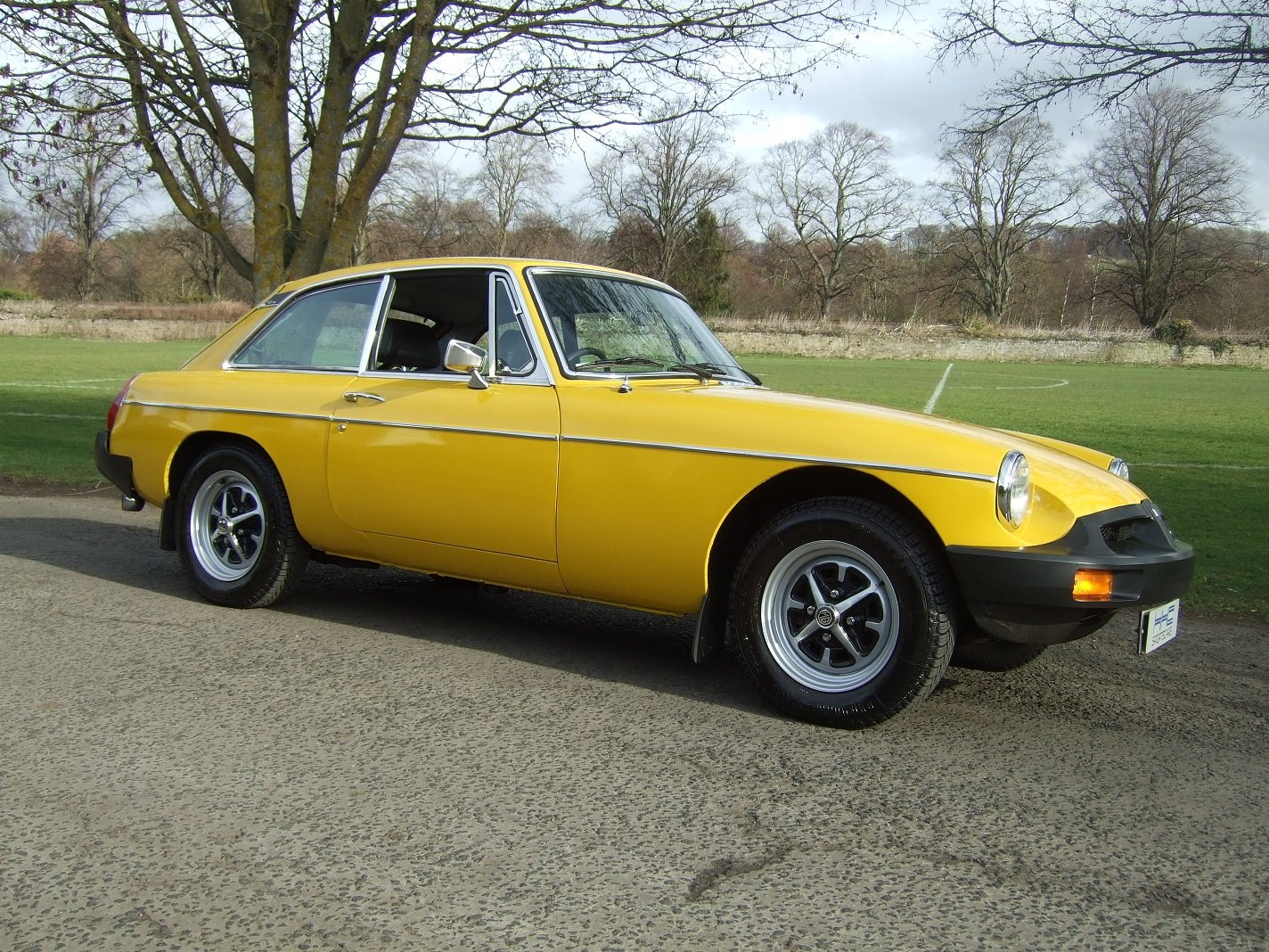 1979 MG-'B' The Best?! SOLD (picture 1 of 6)
