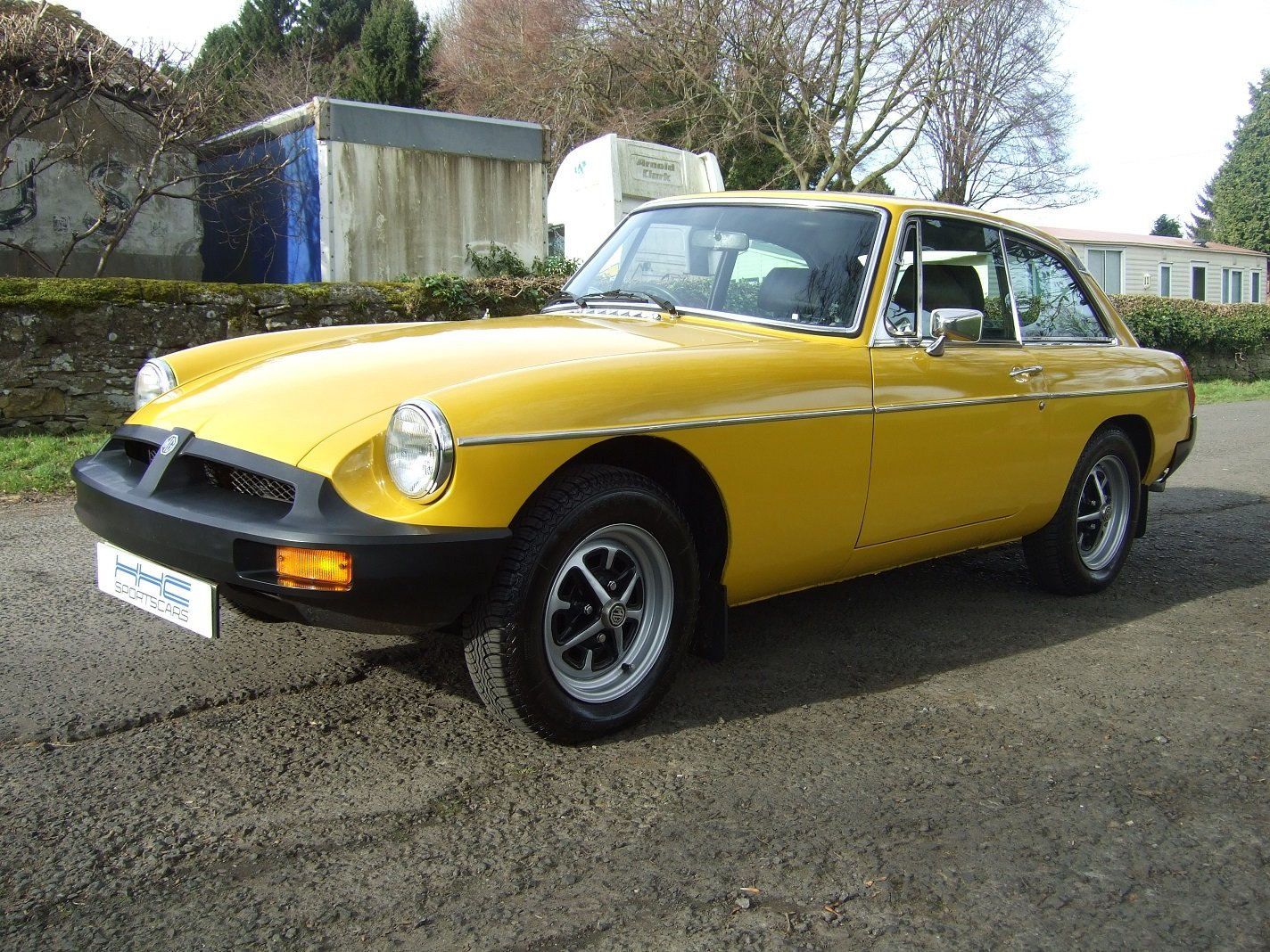 1979 MG-'B' The Best?! SOLD (picture 2 of 6)