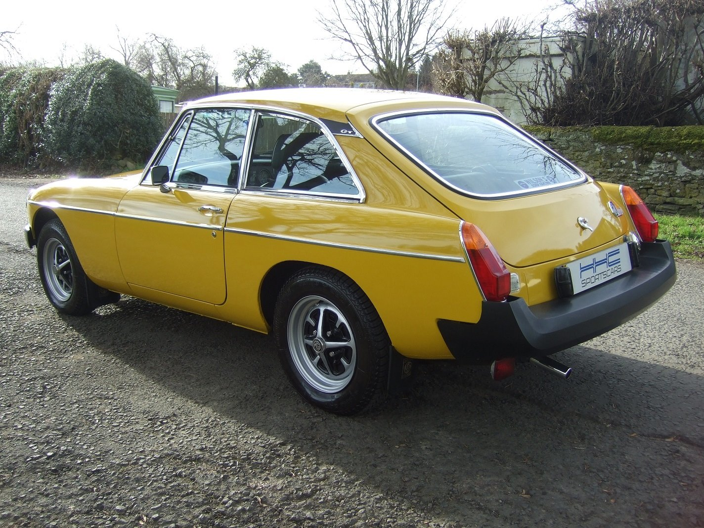 1979 MG-'B' The Best?! SOLD (picture 3 of 6)