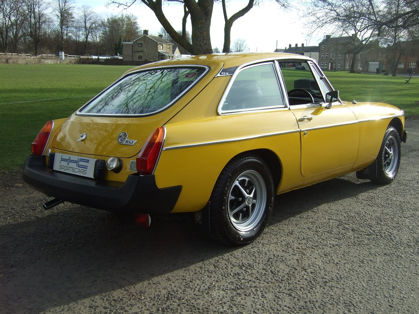 1979 MG-'B' The Best?! SOLD (picture 4 of 6)