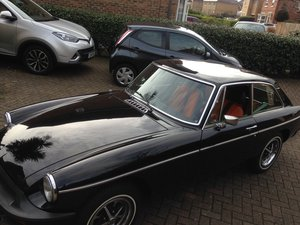 1980 Superb as new MGB GT For Sale