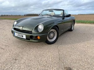 1994 MG R V8 For Sale by Auction