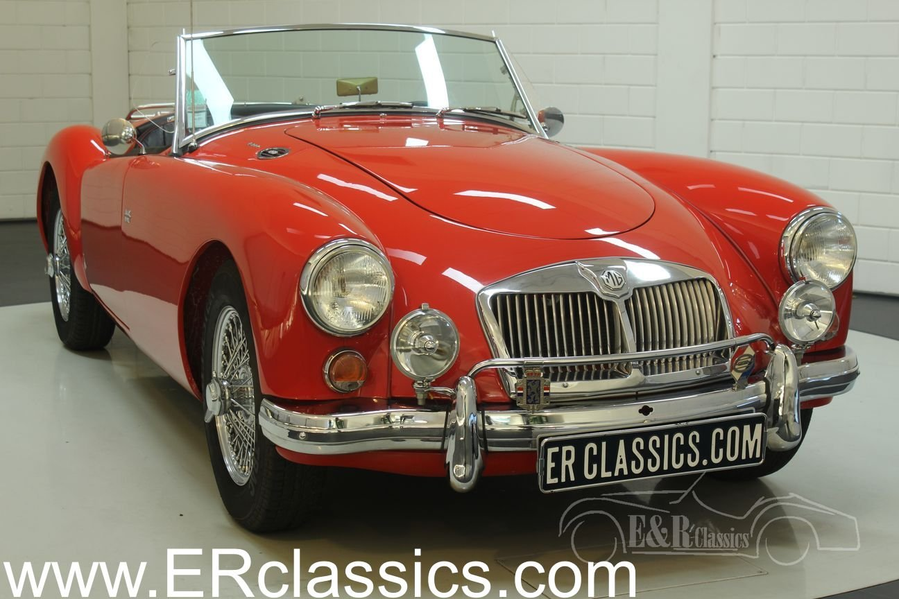 MG A Cabriolet 1962 5-speed gearbox For Sale (picture 1 of 6)