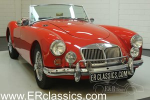 MG A Cabriolet 1962 5-speed gearbox For Sale