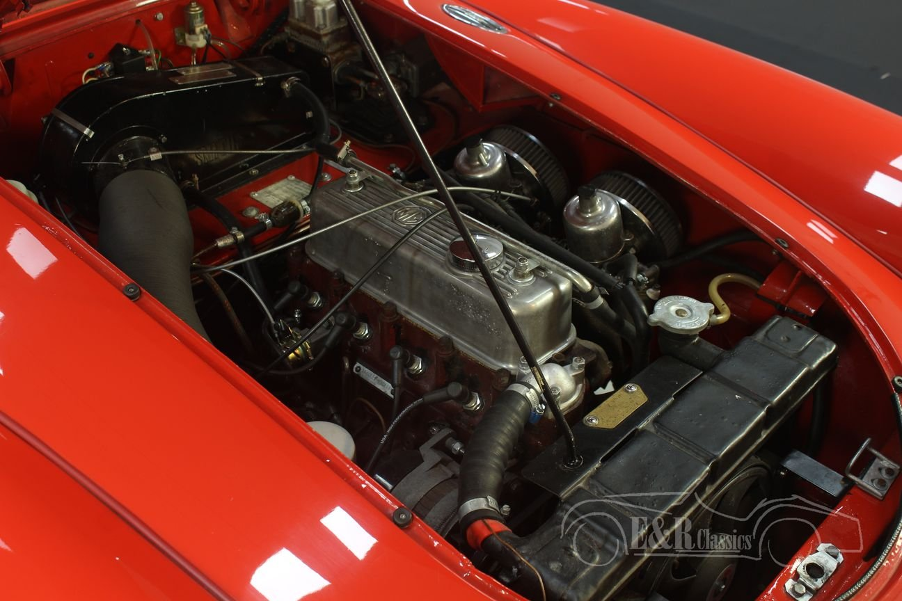 MG A Cabriolet 1962 5-speed gearbox For Sale (picture 4 of 6)