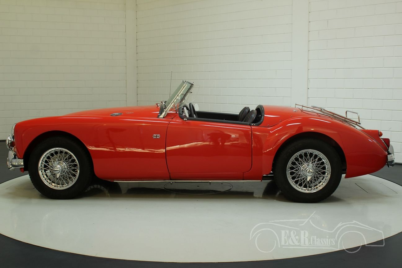 MG A Cabriolet 1962 5-speed gearbox For Sale (picture 6 of 6)