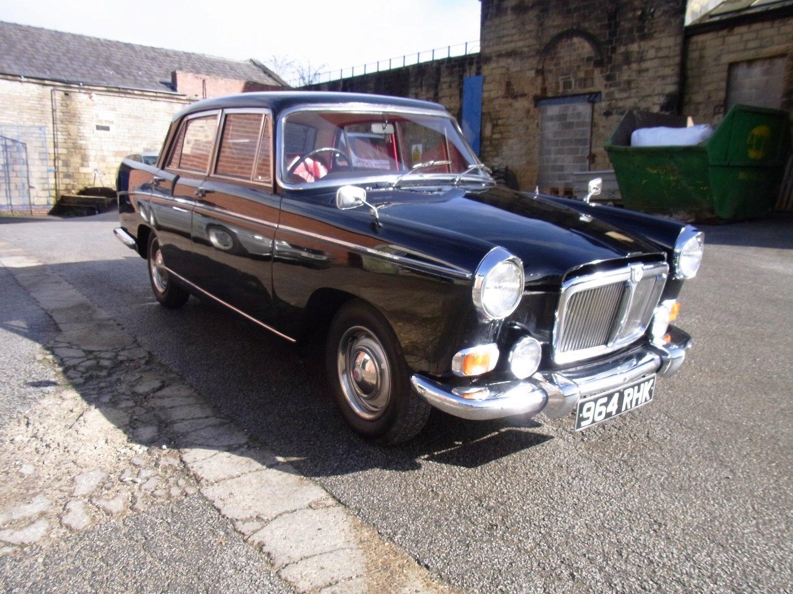 1959 MG Magnette 4 door saloon SOLD (picture 1 of 6)