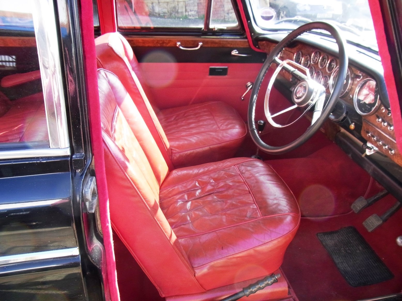 1959 MG Magnette 4 door saloon SOLD (picture 6 of 6)
