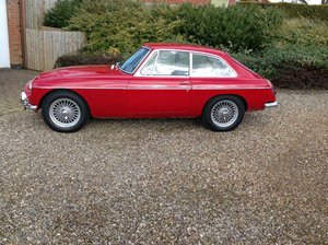 1968 RED MGC GT For Sale