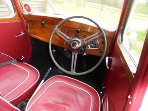 1953 MG YA Six Light Sports Saloon. For Sale