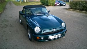 1994 MG RV8 UK Model almost 45,000 miles For Sale