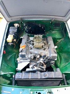 1976 MGB Roadster. Rust Free Ex-California RHD with V8