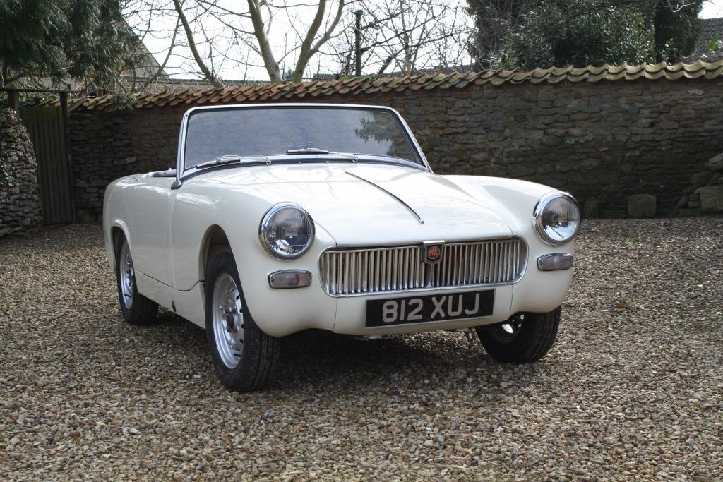 MG Midget (1961) For Sale (picture 1 of 6)