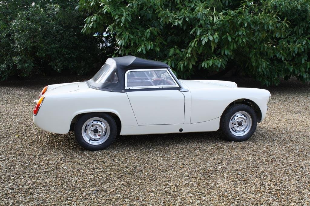 MG Midget (1961) For Sale (picture 2 of 6)